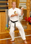 John Spence Sensei recommends these karate drills